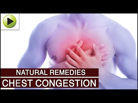 Chest Congestion - Natural Ayurvedic Home Remedies - YouTube