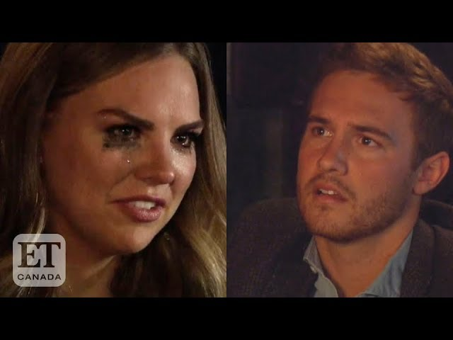 'I Really F***ed Up': Hannah Brown Sobs Over Peter Weber During Shocking Return To 'The Bachelor'