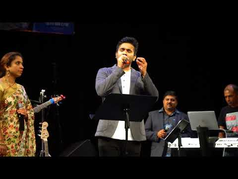 VIZHIYILE MANI VIZHIYIN - 4K - Krishna Sridharan & Harini