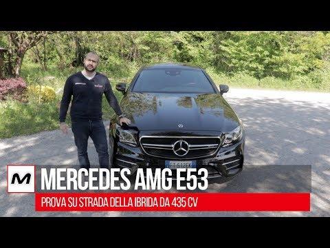 Mercedes AMG E53 2019 | Prova su strada dell'ibrida sportiva da 435 CV