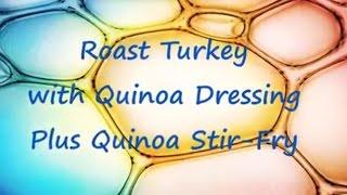 Womanvision Tv S2 E11: Turkey With Quinoa Dressing