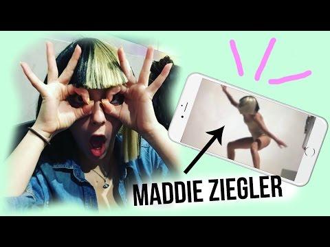 I SAW MADDIE ZIEGLER! Sia Concert Vlog!