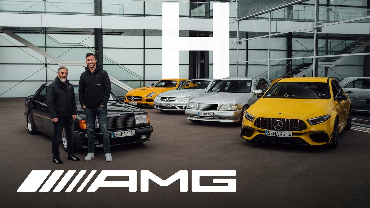 INSIDE AMG – History | Unseen Gems of the Mercedes-AMG Archive!