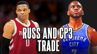 Why NOBODY Won The Russell Westbrook and Chris Paul Trade But It Had To Be Done