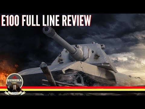 THE E100 TIER TWO TO TEN LINE REVIEW