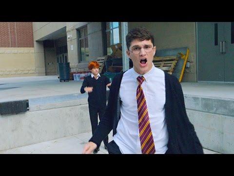 Straight Outta Hogwarts Music  Parody