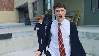 Straight Outta Hogwarts (Music Video Parody)