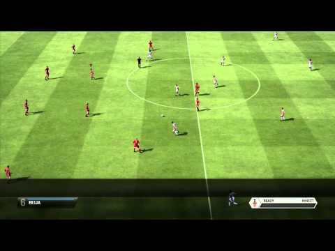 FIFA 13 - Comandos para Kinect [HD español]