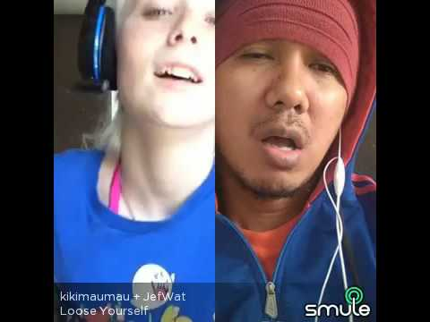 Eminem - Lose Yourself (cover - smule app)