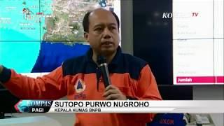 BNPB: Terdapat 19 Kali Gempa Susulan
