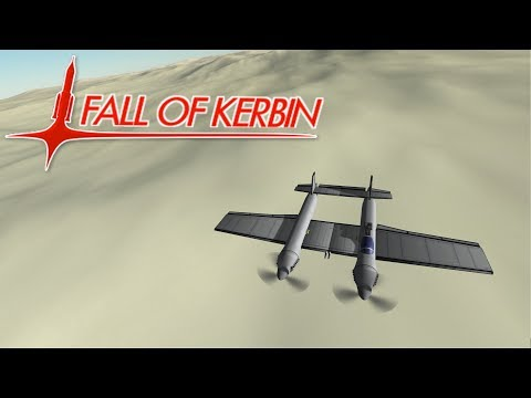 Fall Of Kerbin #24 - Surgical Strikes - Kerbal Space Program