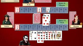 Hoyle Card Games 2002: Canasta