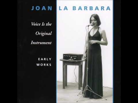 Joan La Barbara - Circular Song