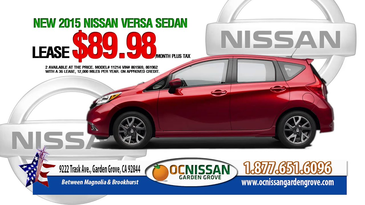Nissan Garden Grove >> Oc Nissan Garden Grove Vietnamese Youtube