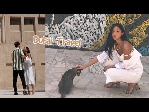 [ENG CC👀] Dubai Travel #1 두바이 여행 간접체험 VLOG 행복하고 또 행복했어요.. / jella 젤라