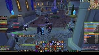 Live WOW - ICC 25n [Raid2] (Sindra e LK) / Ruby 25n [Raid2] - Hunter Survival