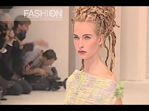 CHANEL Spring Summer 1998 Paris - Fashion Channel