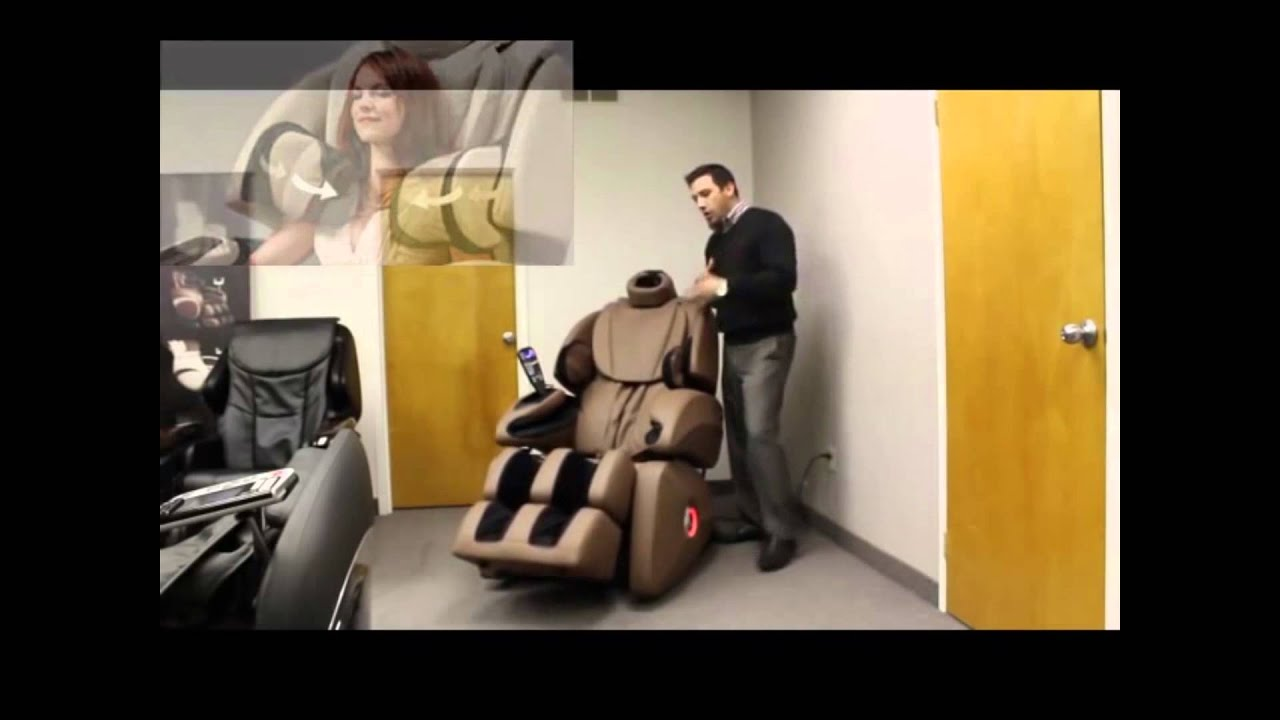 Osaki OS 7075R Massage Chair Features