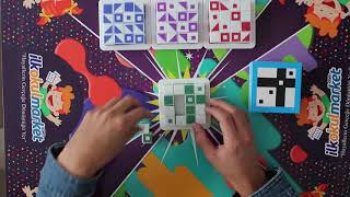 Redka Renkli Küpler (Q-Bitz) Oyunu Nasıl Oynanır? - Redka Renkli Küpler (Q-Bitz) Kutu Açılışı