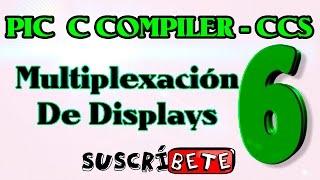 Video Tutorial de CCS #6 Multiplexación De Displays (PIC C COMPILER) download MP3, 3GP, MP4, WEBM, AVI, FLV Juli 2018
