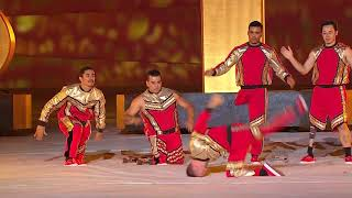 Dance | Asian Para Games 2018 | Opening Ceremony