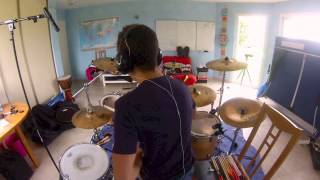 Harold Untersee - Alphabeat - Fascination (Drum Cover)