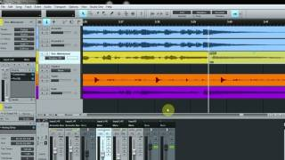 Studio One 2 - Add Effects On Part of Track With Event FX