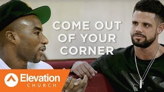 connectYoutube - Come Out of Your Corner:  A Candid Conversation with Pastor Steven Furtick and Charlamagne tha God