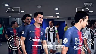 PES 2019 PPSSPP [TEXTURES FIFA 19 PPSSPP]