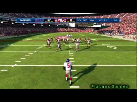 NFL Playoffs 2012 - NFC Championship Game - How It Should Have Ended - PR By Ted Ginn Jr. - HD