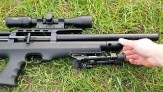 FX Wildcat Air rifle review