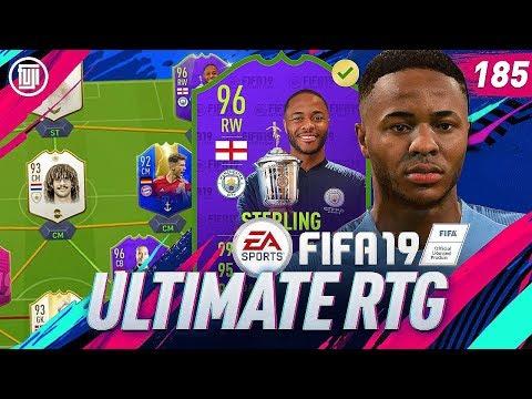 FUT CHAMPS REWARDS!!! ULTIMATE RTG - #185 - FIFA 19 Ultimate Team
