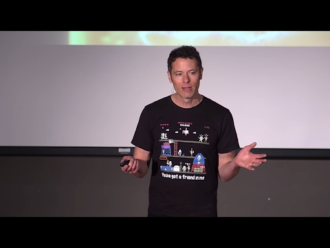Creating a Feeling | Matthew Luhn | TEDxUCSB