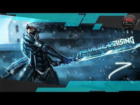 Metal Gear Rising: Revengeance - [#7] Лифт в небо