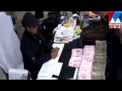 Police raid leads to black money seizures in Kolkata   | Manorama News