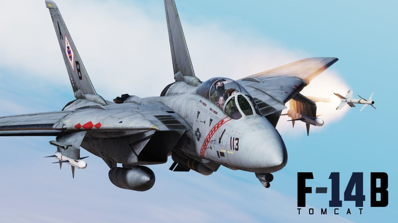 DCS: F-14 by Heatblur Simulations Available for Pre-Purchase!