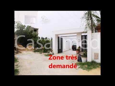 Terrain à La Rue De Parc Soukra Contactez 21321831