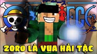 Minecraft One Piece Tập 58 - Ăn 2 Trái Ác Quỷ ZORO Sẽ Trở Thành Vua Hải Tặc | POBBrose ✔