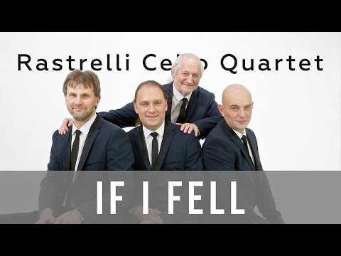 The Beatles - If I Fell - Rastrelli Cello Quartet