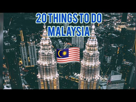 MALAYSIA | 20 Things you need to know before going to Malaysia 🇲🇾