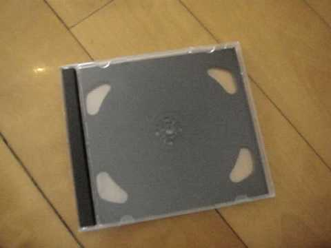 double cd jewel box with black tray 10.4mm thickness from Media-Packs.com