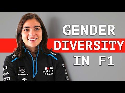 Gender Diversity in F1 - Ricciardo Learned Discipline From Midfield Driving