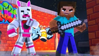 Funtime Foxys Search For The Murderer (Minecraft Fnaf Roleplay Adventure)