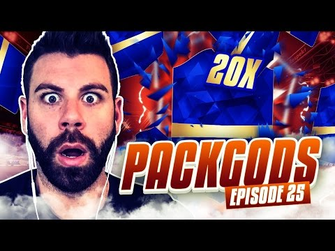 HOW IS MY TOTS PACK LUCK SO GOOD?!?!?!?!?! - PACK GODS #25 - FIFA 16 Ultimate Team