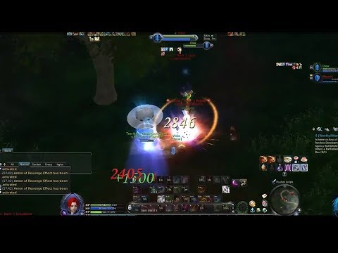 Aion 6.7 KT Gladiator 80 lvl Open World PvP #81