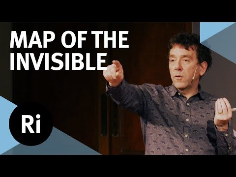 Mapping Particle Physics - with Jon Butterworth
