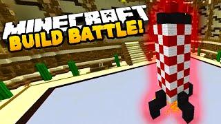 """Minecraft BUILD BATTLE """"MY BEST BUILD EVER!"""" #3 w/Preston, Vikkstar & CampingRusher"""