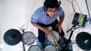 Incarnadine - Studio Update#1 Drum Tracking