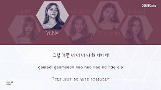 AOA (에이오에이) - Egotistic (너나 해) [English Subs + Korean + Roma…