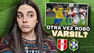 PERÚ vs BRASIL | Reacción de HINCHA URUGUAYA | Semifinal Copa América 2021